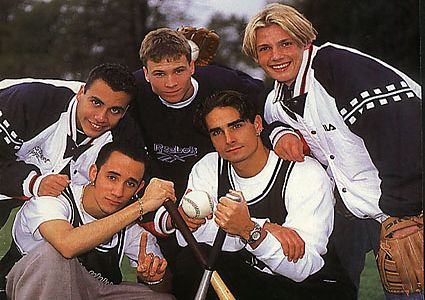 45 Ridiculous Pictures Of Boy Bands