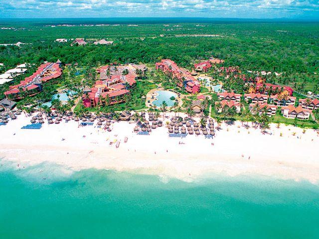Доминикана, Пунта Кана Отель: Tropical Princess Beach ...