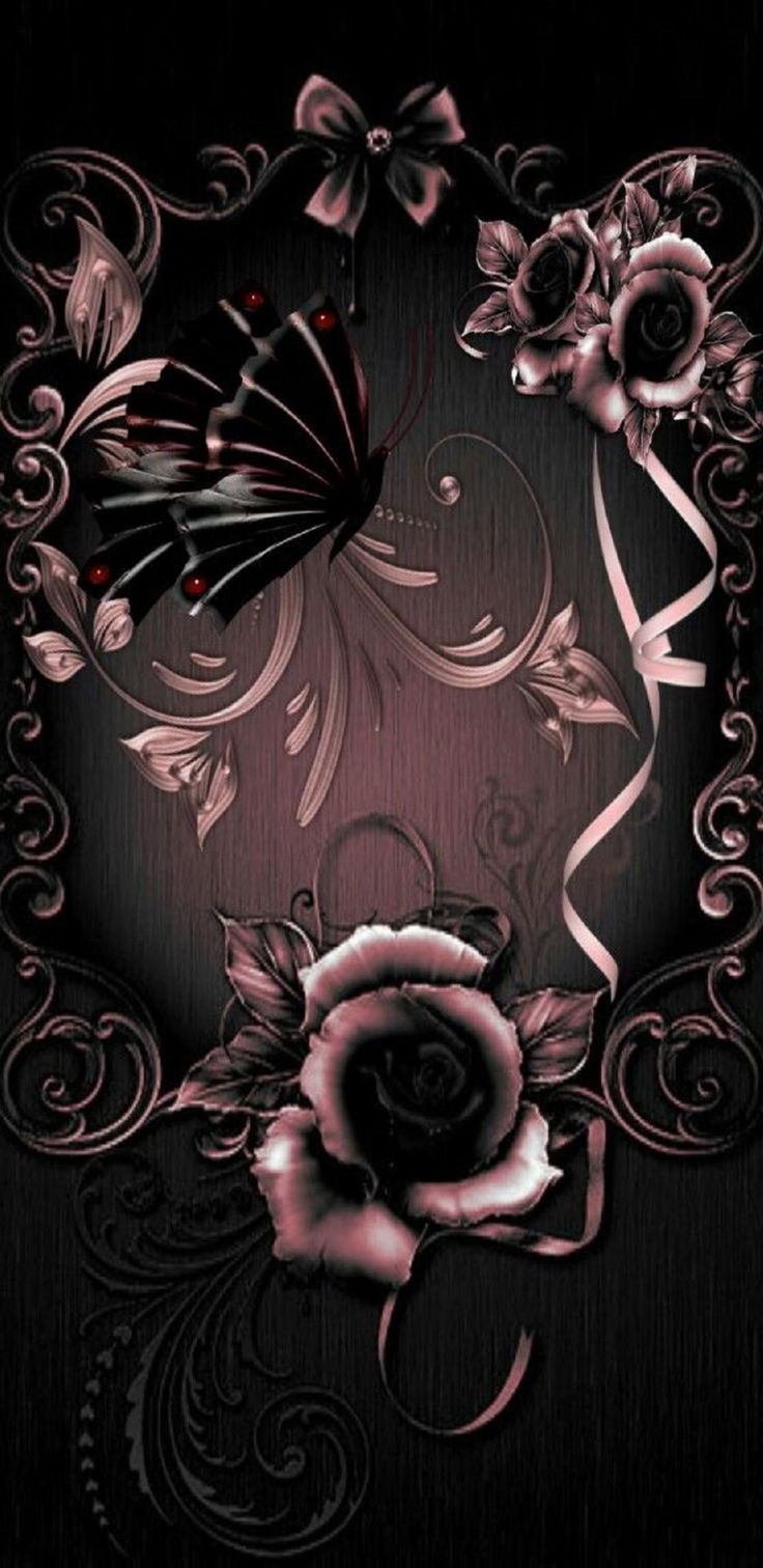 красивые картинки на черном фоне высокого качества вертикальные завис