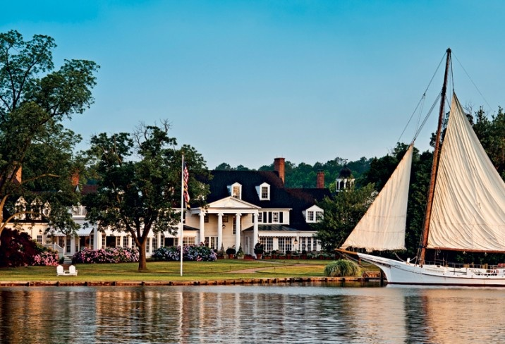 The Inn at Perry Cabin on Chesapeake Bay