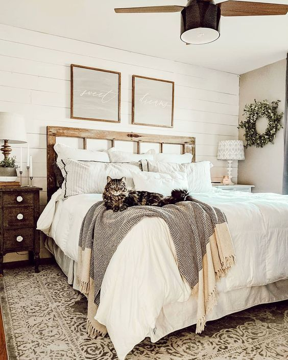 Marsilona King Panel Bed With Images Small Bedroom Inspiration