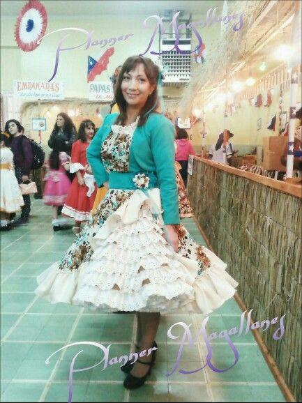 Fantasia de vestido de china