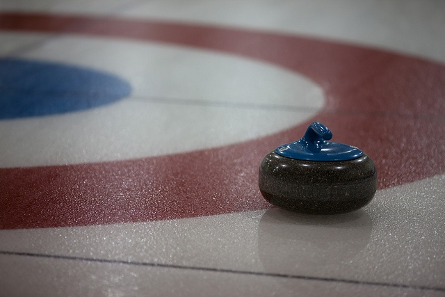 Curling - surprisingly, my favorite Winter Olympic sport or event to watch.  I would love to learn to play.