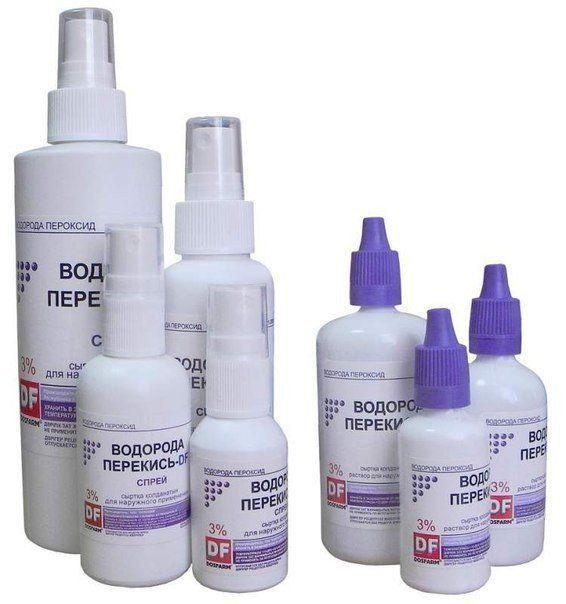 * Боли в ушах. 1 ч.л. растворенного в воде гидроперита (50 мл воды + 1 таблетка) закапывать в уши или вводить тампоны, смоченные в перекиси...