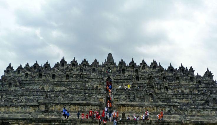 Jogjakarta-Borobudur Temple