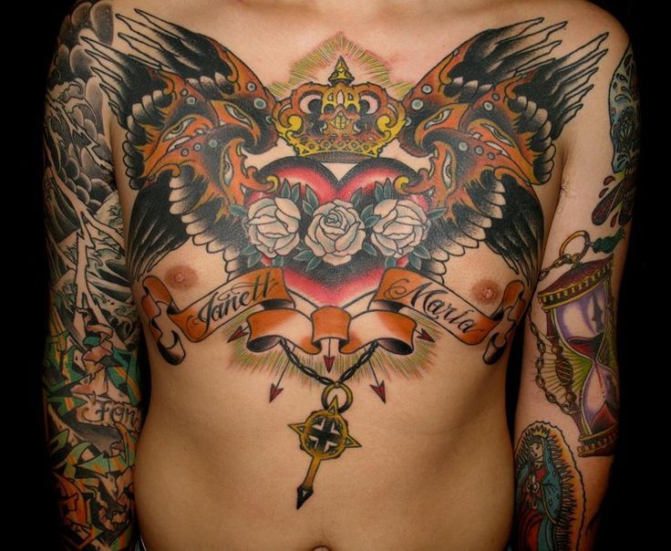 Best 25  American Classic Tattoo Ideas On Pinterest