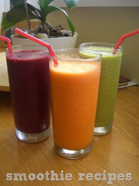 healthy smoothy recipes