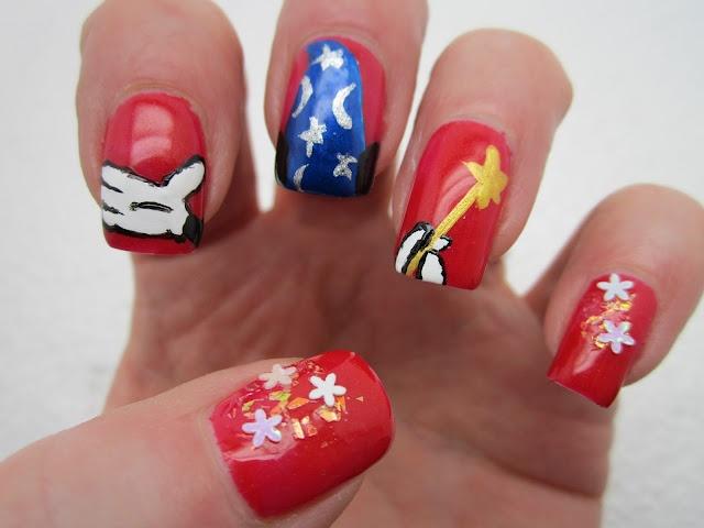 Fantasia Nail Art