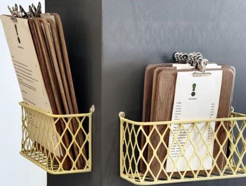 Great way to display/store menus. Dear Me, Cape Town. get more only on http://freefacebookcovers.net