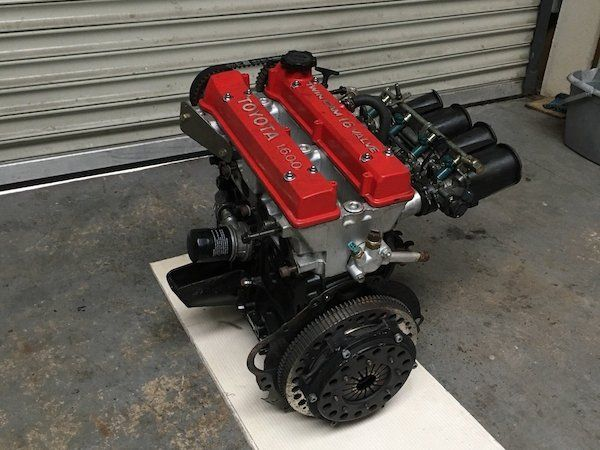 Toyota 1600 16v 4age rally engine for sale in Armagh on | Rally Cars | Rally, Rally car, Cars