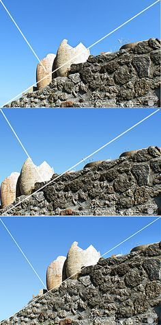 Photography Composition: The Golden Triangle Rule, another way to view the rule of thirds
