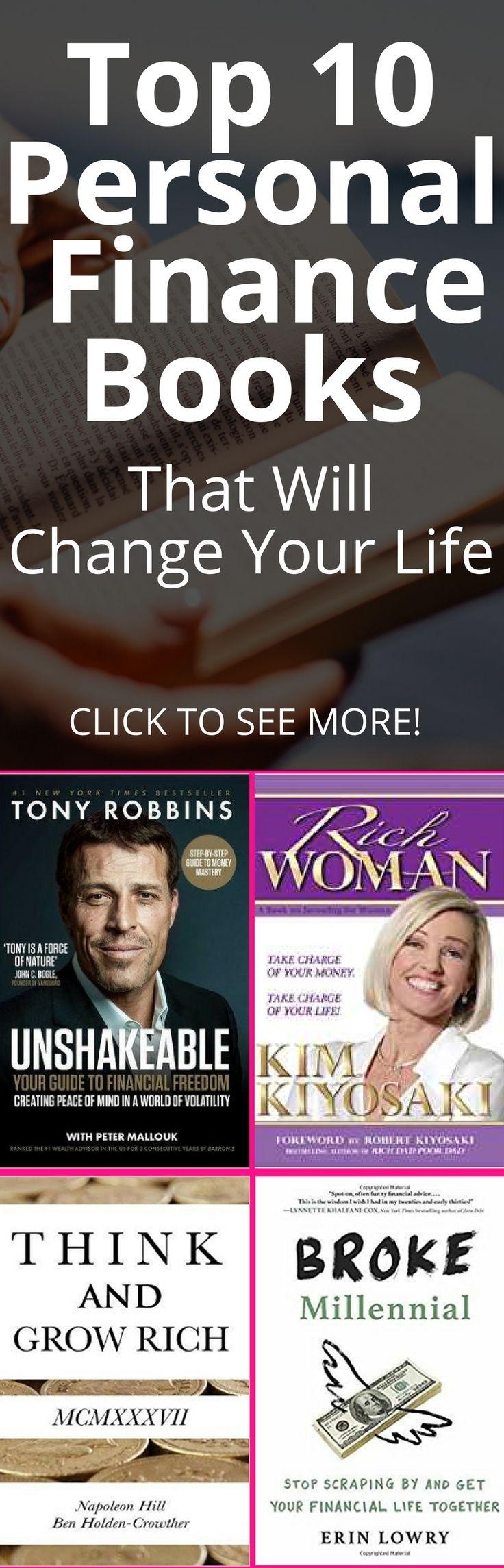 Five Best Personal Finance Books - Lifehacker