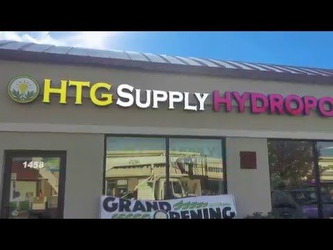 Massachusetts' Best Garden & Hydroponic Store - HTG Supply