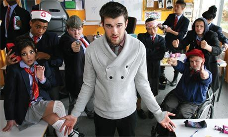 Bad Education. Jack Whitehall :)