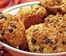 Biscuits aux carottes et raisins | Minçavi