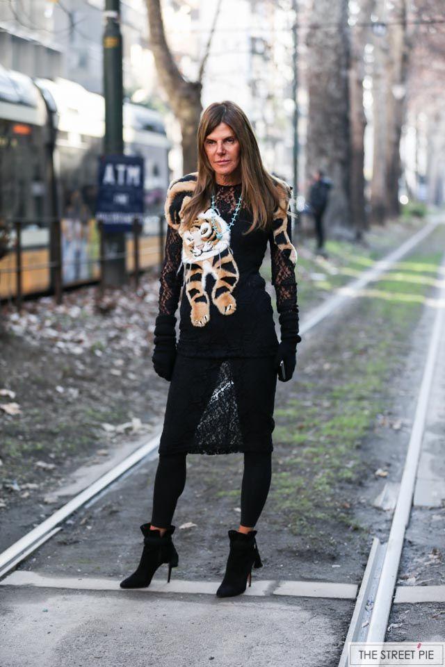 Milan Men Fashion Week / Fall-Winter 2018 | THESTREETPIE