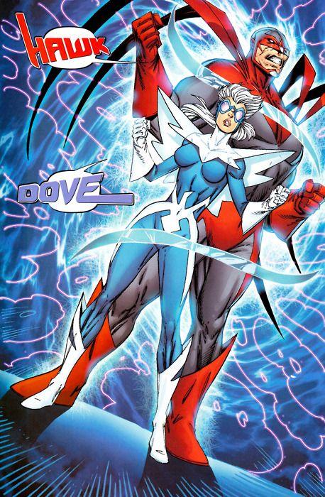 hawk dc comics | DC Comics Relaunch: DC Doubles Down On Rob Liefeld! Deadman Dies ...