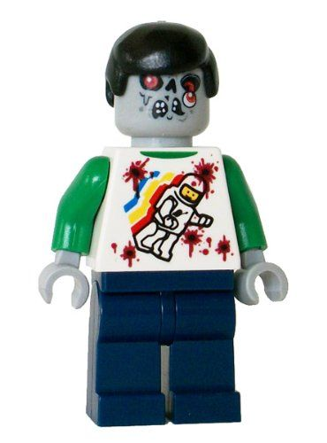 Official, Adorable, Undead Zombie Minifigures by LEGO | Zombies