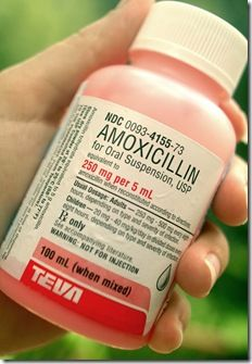 Yummy, pink anti-biotic medicine that had to be kept in the fridge. I always thought it tasted like Bubble Gum :)