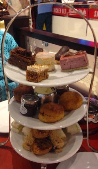 FOODSTUFF FINDS: Afternoon Tea (Patisserie Valerie) @valeriecafe [By @Cinabar]