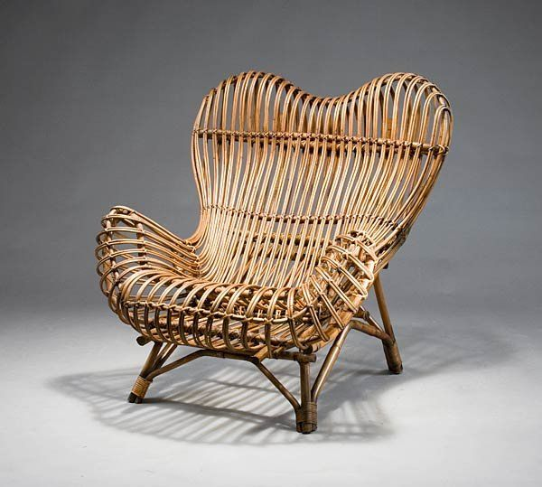 Gala armchair by Franco Albini, ca. 1950