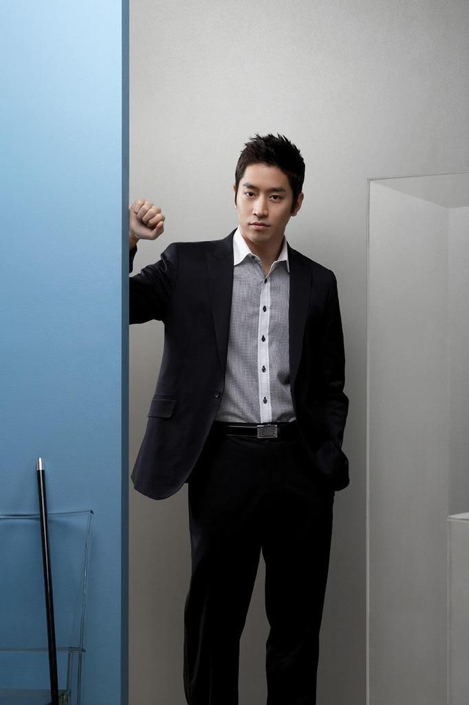South Korean singer, actor and model Eric Mun