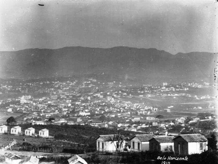 Os anos 1910: o inicio do adensamento da Zona Suburbana ~ Curral del Rey.com
