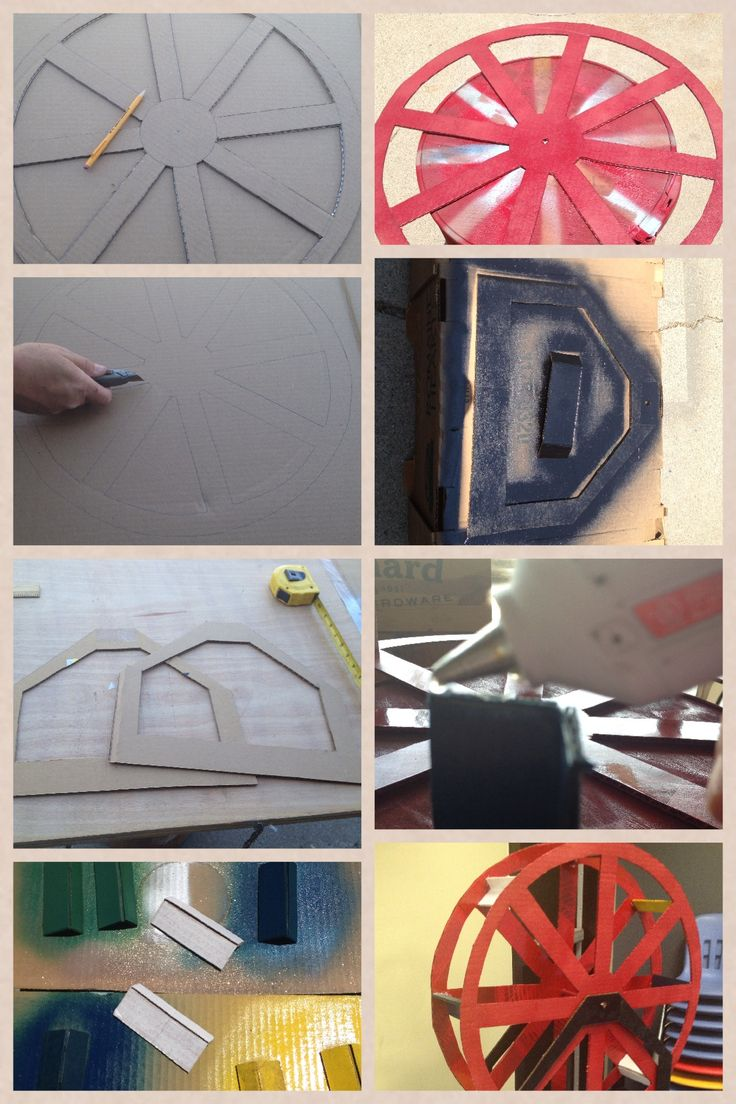 Vbs Colossal Coaster World Ferris Wheel Beth The Builder