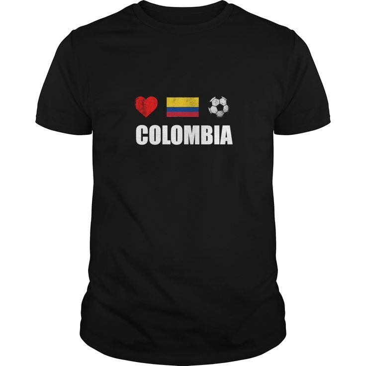 3f54a26059d Colombia Football Colombian Soccer T-shirt - Men's Premium Hoodie gift ...