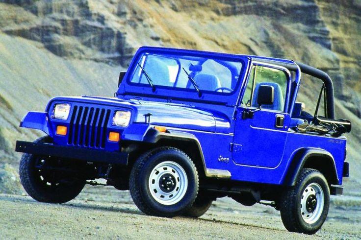 1987-1995 Jeep Wrangler YJ
