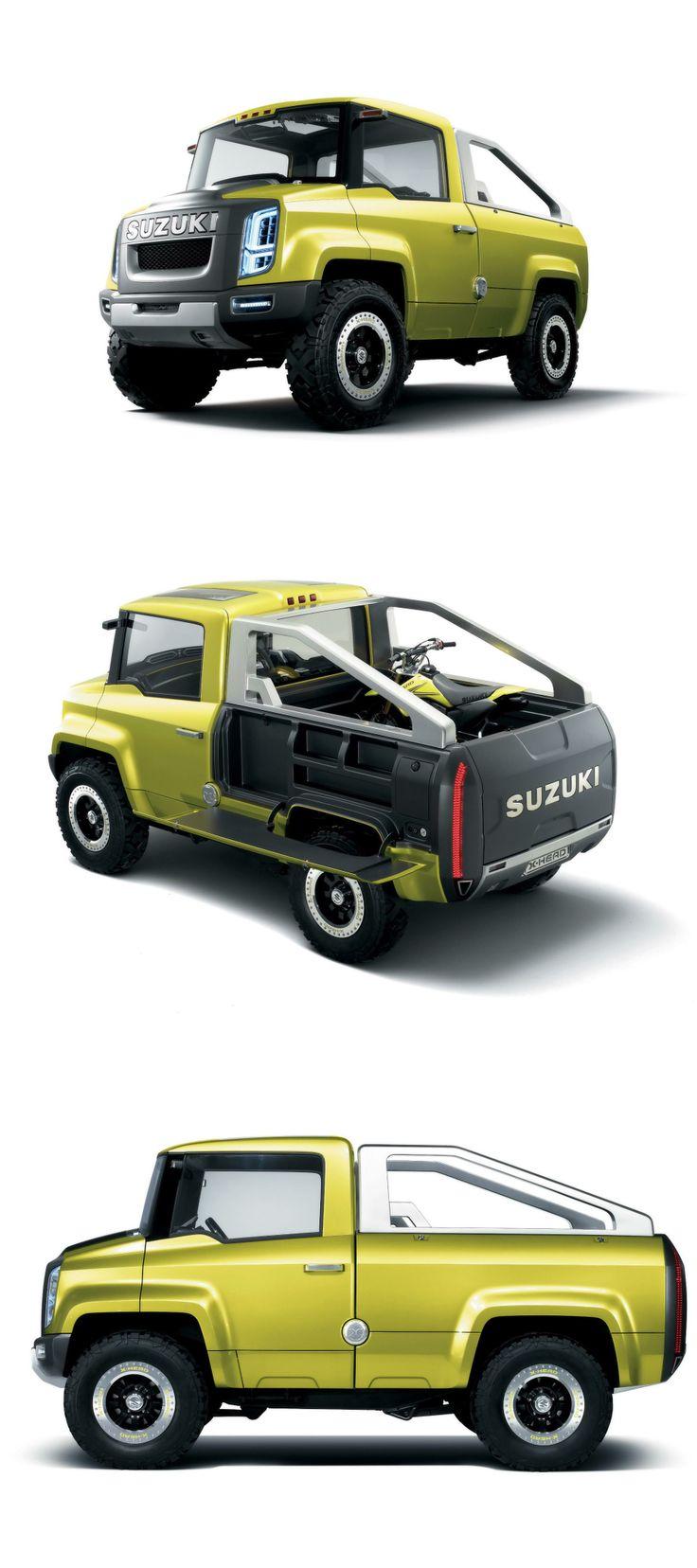 Suzuki X Head Concept 2007