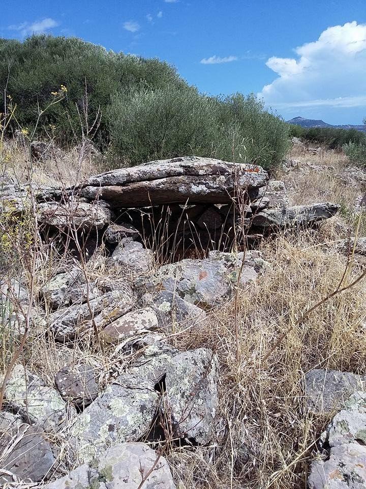 Tomba dei Giganti di Miuddu, Birori  photo by loybillyrock