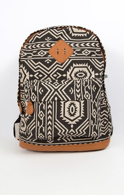 Going Tribal Backpack - Downeast