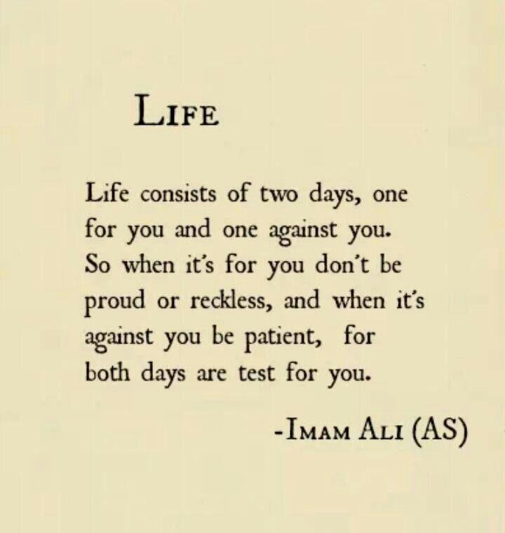 Imam Ali Quotes In Arabic. QuotesGram