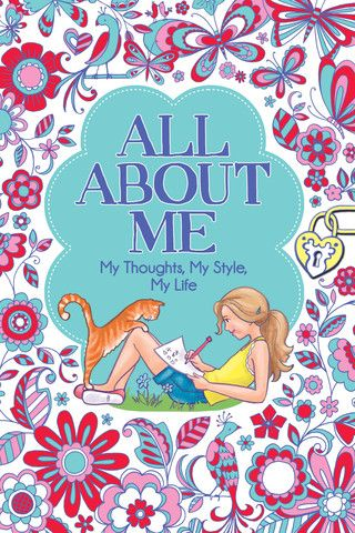 All About Me - Journal
