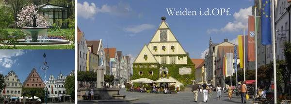Weiden in der Oberpfalz Bayern