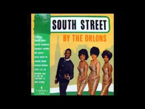 The Orlons and Dee Dee Sharp - South Street (a Stereo Mix; and Dee Dee Sharp's own vocal rendition, which she sang to the same track that the Orlons had earlier used for their vocals, was used; however, the Orlons' vocals were added back in the stereo mix, too.)