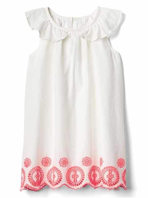Toddler Girls' Dresses: party dresses, sweater dresses, jumpers, ruffle dresses at babyGap | Gap