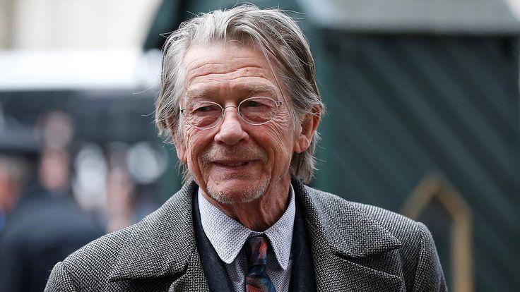 """""""Ich bin für alle Genres zu haben"""": Schauspieler John Hurt ist tot"""