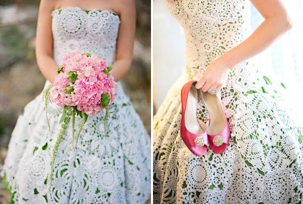 mooi idee voor jurk