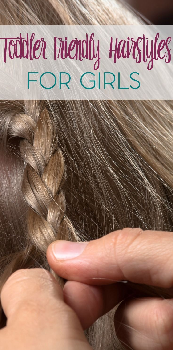 In search of an easy or cute hairstyle for your toddler girl? Come check out these toddler friendly hairstyle ideas for girls.