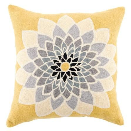 Flowering Cushion | Dunelm