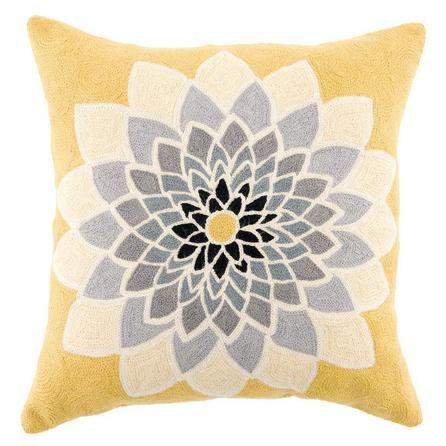 Flowering Cushion | Dunelm