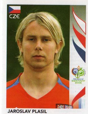 Image result for germany 2006 panini czech plasil