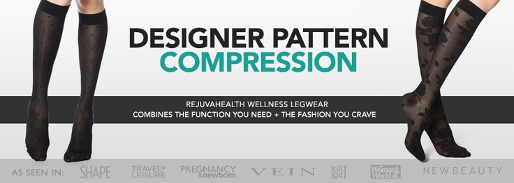 Fashionable Compression Stockings   Medical Support Stockings for Women
