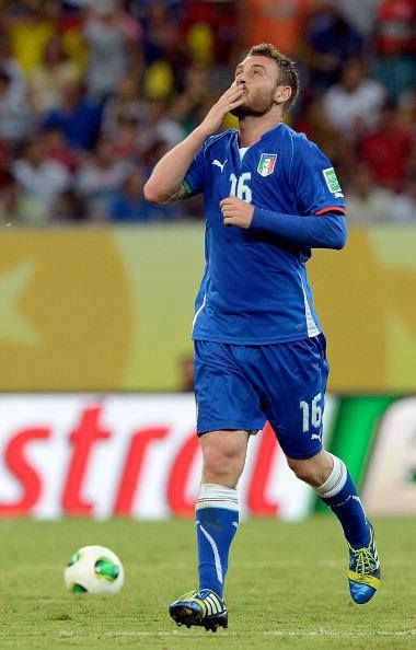 ~ Daniele De Rossi on the Italy National Team in the Confederations Cup ~