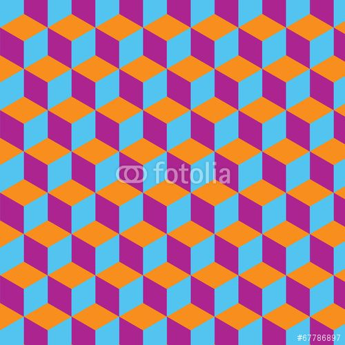 Wektor: Abstract geometric pattern