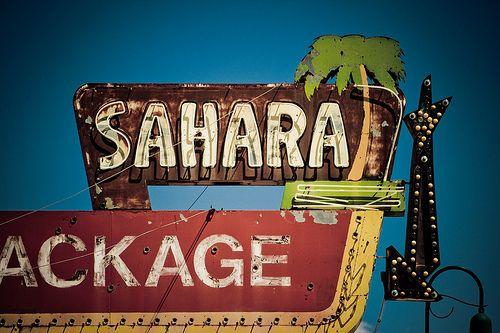 Sahara Lounge - Route 66 (close)
