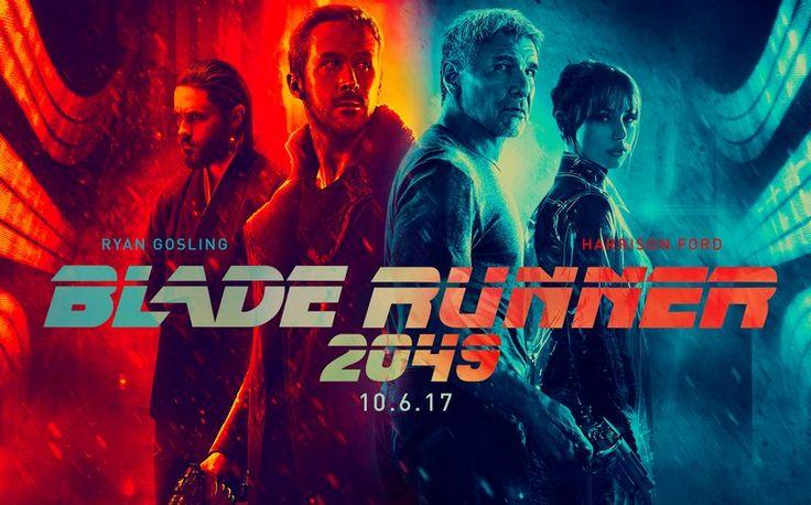 Blade Runner 2049 kino kontemplacji - to recenzja Ireny Czusz najnowszego Blade Runnera, który ją zachwycił i który nazywa filmem powolnej kontemplacji.
