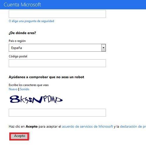 Cómo crear una cuenta de correo electrónico Outlook